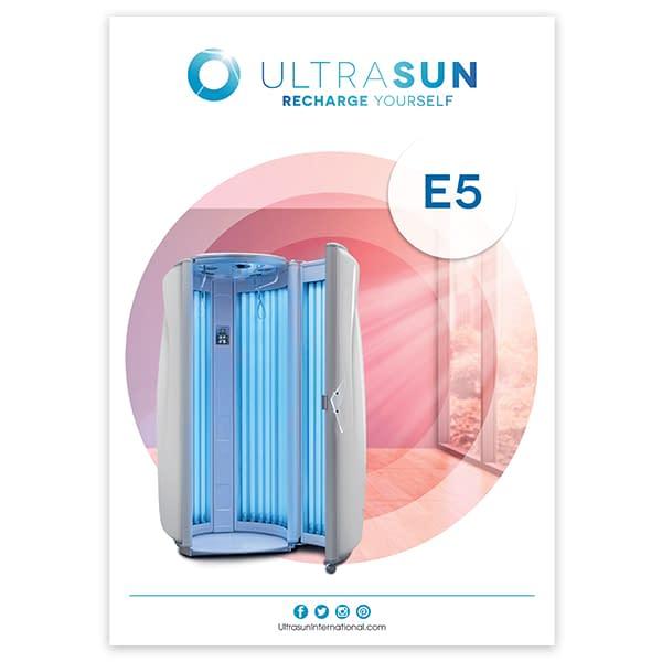 Ultrasun E5 poster