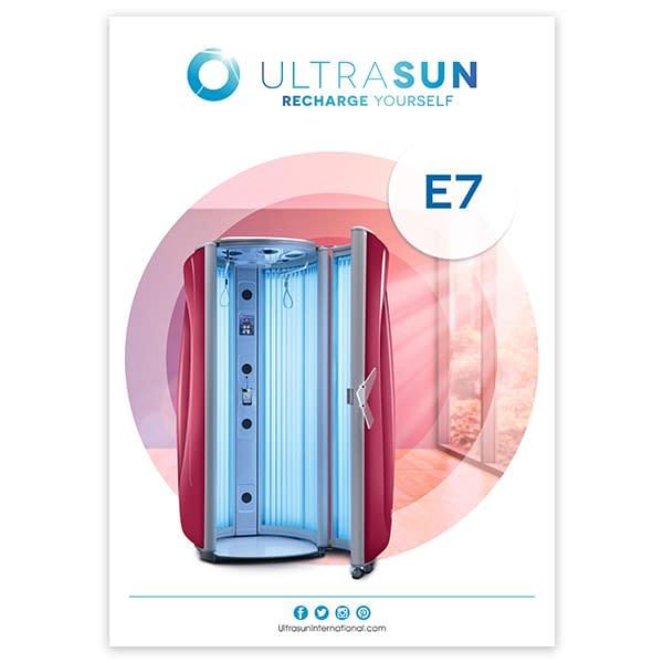 Ultrasun E7 FRM poster