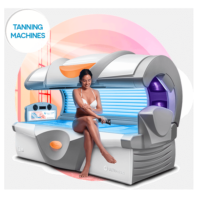 Ultrasun tanning machines product category