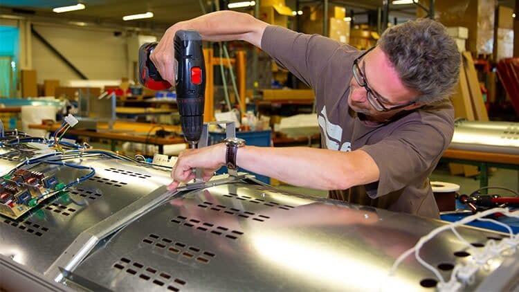 Ultrasun International production facility