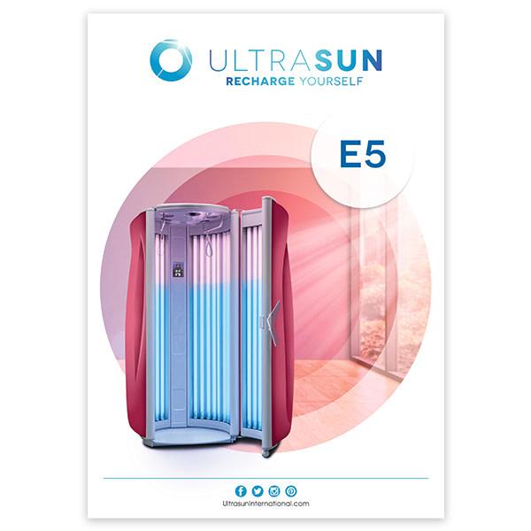 Ultrasun E5 FRM poster