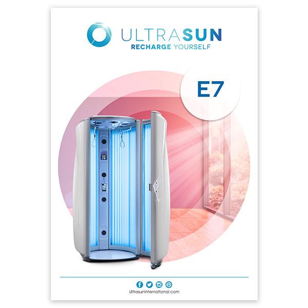 Ultrasun E7 poster